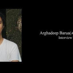 Interview: Arghadeep Barua, Actor – Aamis