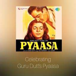The Futile Podcast #6: Celebrating Guru Dutt's Pyaasa